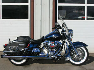 2013 Harley-Davidson Road King Classic *7yr Extended Warranty!*