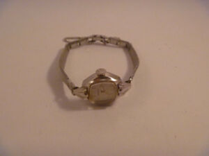 Ladies Caravelle Swiss Wind Up Watch
