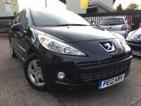 Peugeot 207 Sportium 1.4 2012 ** Low Mileage ** SAT-NAV ** Bluetooth