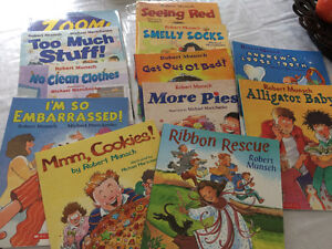 Set of Robert Much Books in excellent condition