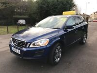 Volvo XC60 D3 AWD (163 ps) SE (blue) 2011