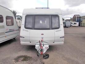 Swift Lifestyle 490 - Used 5 Berth - Tourer Caravan 2005