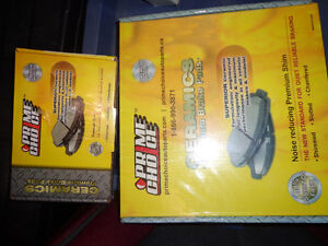 Brake Rotors and Pads for 2006 Ford Focus - New in Boxes Gatineau Ottawa / Gatineau Area image 2
