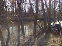 Riverfront Bldg Lot in Merrywood Meadows Grand Bend