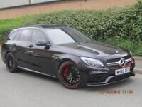 2015 Mercedes-Benz C Class 4.0 C63 AMG S Edition 1 Edition 1 G-Tronic (s/s)