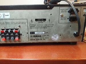 Yamaha R-5 - 50 Watts - 1985 Oakville / Halton Region Toronto (GTA) image 4