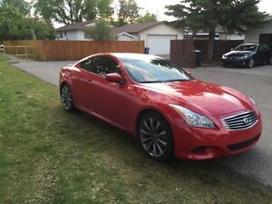 2008 G37 S LOW KMS!!!