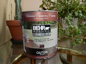 Pot de Peinture BEHR (Surplus)