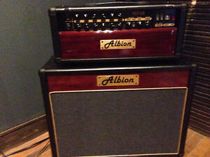 Albion TCT 35 Head and matching 212 Cabinet