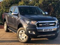 2017 Ford Ranger Double Cab Limited 2 3.2 TDCi 200 Auto 4 door Pick Up