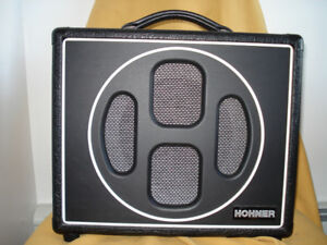 Hohner Harmonica Amplifier