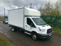 2016 Ford Transit 2.2 TDCi 125ps Heavy Duty Chassis Cab CHASSIS CAB Diesel Manua