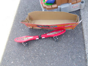 wave skate board never used