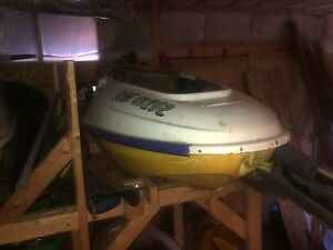 seadoo hx hulls and parts