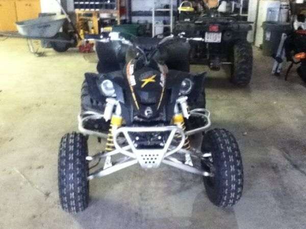 2008 Can-Am Ds450X
