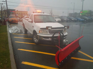 FORD F250 WITH WESTERN PLOW for sale!!! GREAT CONDITION