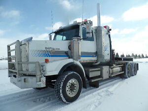 2007 WESTERN STAR WINCH TRUCK AT www.knullent.com
