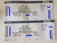 UFC 204 LOWER TIER Tickets X2 *SOLD OUT*
