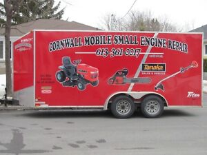 Cornwall Mobile Small Engine Repair