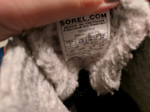 Reduced price.. Sorel boots