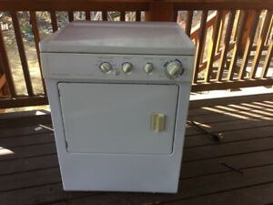 Fridgidaire gallery dryer