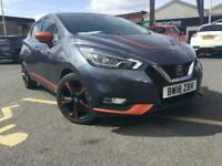 2018 Nissan Micra 0.9 IG-T Bose Personal Edition 5dr Hatchback Petrol Manual