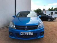 2008 Vauxhall Astra 2.0 i 16v VXR Sport Hatch 3dr
