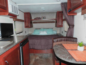 Need a place to stay while renovating your home? Rent a trailer!