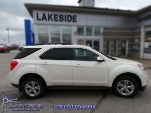 2013 Chevrolet Equinox LT  - one owner - local - non-smoker - tr