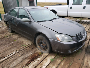 Altima for parts