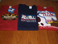 Ladies Cows T-Shirts