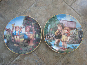 Collector's Plates – M.I. Hummel Plate Collection Little Compani