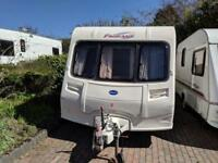 BAILEY PAGEANT BORDEAUX FIXED BED 4 BERTH 2006 **TAKE-AWAY PRICE £3995**