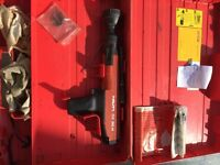 Hilti DX 36M Powder Actuated Fastening System