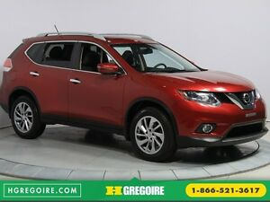 2014 Nissan Rogue SL AWD CUIR TOIT NAV CAMERA 360 DEGRÉS