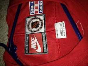 XL Nike Detroit Redwings Jersey Sergei Fedorov Kitchener / Waterloo Kitchener Area image 3