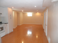 2 bedrooms semi furnished basement for rent (from 1st May2021)
