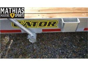 2018 GATOR Remorque Pour Auto 82 x 16 Profil Bas 7000 lbs Gal