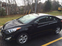 2013 Hyundai Elantra GLS Coupe (2 door) 6 Speed Manual