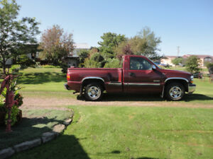 2002 Chevrolet Pickup 1500  FOR SALE