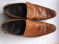 Marks and Spencer Leather size 8 shoes