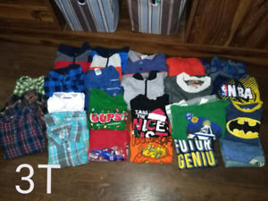Size 3T boys clothing