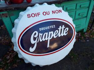 Enseigne Grapette