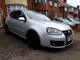 VW GOLF GTI 2008 TOP SPEC,MILTEK SAT NAV
