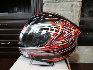 Zoan Revenge Helmet Size XS Red w/4 Visors Included!! Brand New Kitchener / Waterloo Kitchener Area image 3