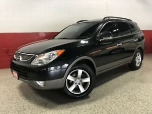 2010 Hyundai Veracruz LIMITED AWD 7 PASSENGER DVD LOCAL ACCIDENT