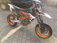 2015 ktm 690 supermoto smc ABS immaculate no swap PX