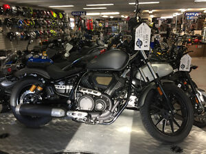 New 2014 Yamaha Bolt 950 R spec