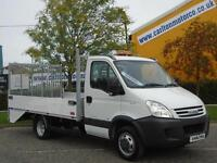 Iveco Daily 50c15 3.0Hpi Beavertail / Plant / Gardeners Low Miles 2009 09