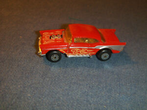 1957 CHEVY-MATCHBOX TOY CAR-1979-THAILAND-COLLECTIBLE!